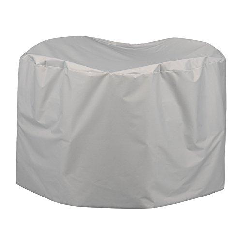 Kettler Abdeckhaube 200 cm rund Schutzhülle für Tisch und 4 Stühle