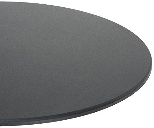 Stern Schutzhülle für Gartenmöbel Tische uni grau 135 x 135 x 5 cm 454820