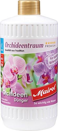 Mairol Orchideen-Dünger Orchideentraum Liquid 1000 ml