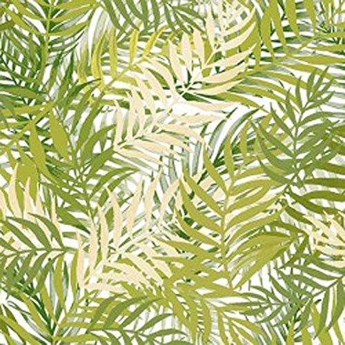 Wachstuch Bambus Grün · Eckig 140x225 cm · Länge wählbar· - abwaschbare Tischdecke