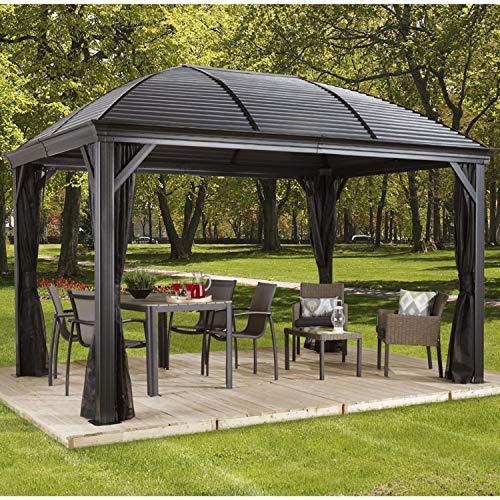 Pergola Gartenpavillon Garten aus Aluminium