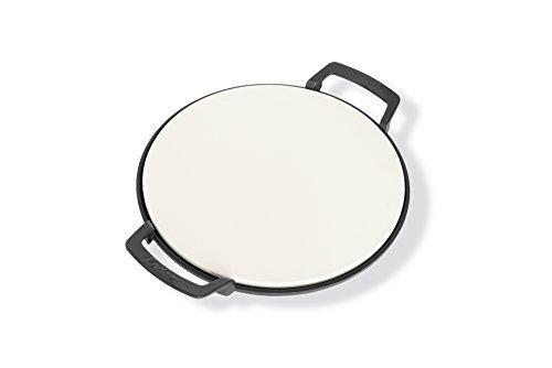 Enders SWITCH GRID Pizzastein 7790 Gourmet BBQ Einsatz massiver Guss-Rost Halter für Enders Gasgrill MONROE KANSAS