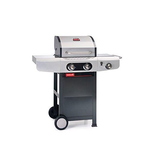 Barbecook Grill Gasgrill Siesta 210 schwarz 133 x 57 x 115 cm 2239221000