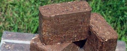 Probierset Rindenbriketts Holzbriketts  Holz-Briketts aus Rinde - ideal als Gluthalter  für Kamin Ofen Herd Grill oder Lagerfeuer 30kg Rindenbriketts