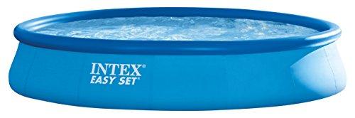 Intex Easy Set Pool Set blau Ø 457 x 84 cm