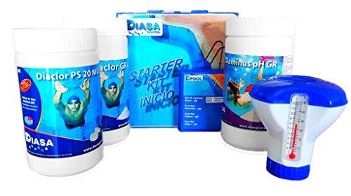 well2wellness Pool Starter SetStarter Kit 5in1