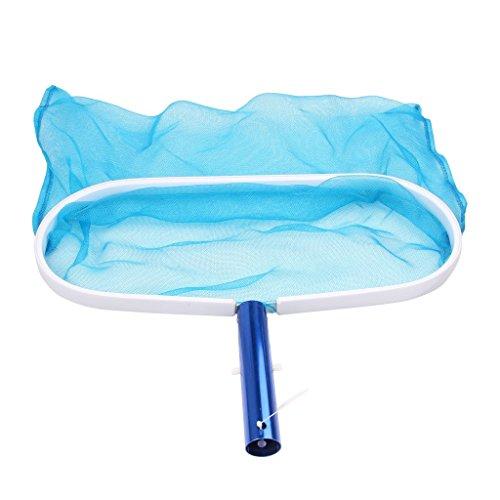 Yier Heavy Duty Tief Tasche Pool Blatt Rake Net mit Clip Griff
