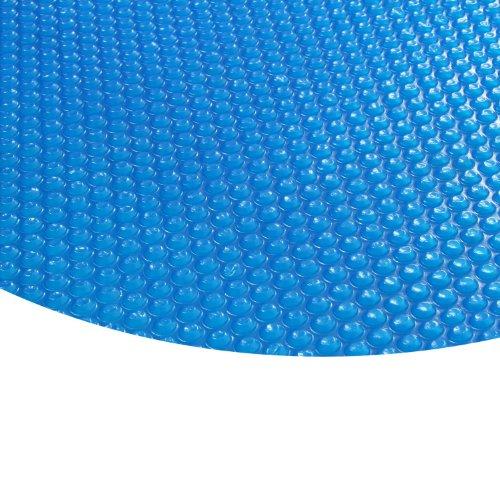 Zelsius - Runde Solarfolie Poolheizung Solarplane  blau - 400µ - 5 Meter Durchmesser