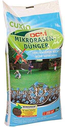 Cuxin 12321 Mikrorasen-Dünger 20 kg