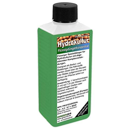 GREEN24 Hydrokultur Dünger Hydroponic düngen Flüssigdünger HIGHTECH