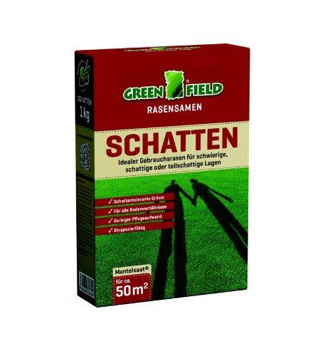 Greenfield Schattenrasen 1 kg