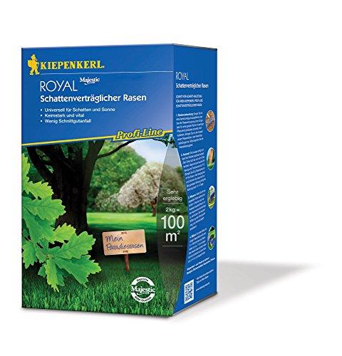 Rasensamen - Profi-Line Royal - Schattenverträglicher Rasen 2 kg von Kiepenkerl