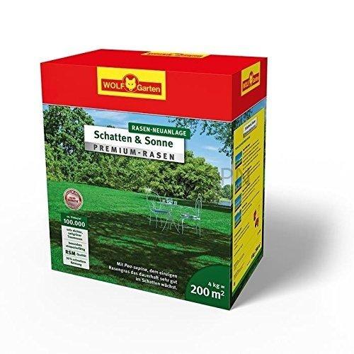 WOLF-Garten Premium-Rasen »Schatten Sonne«LP 200 3820050