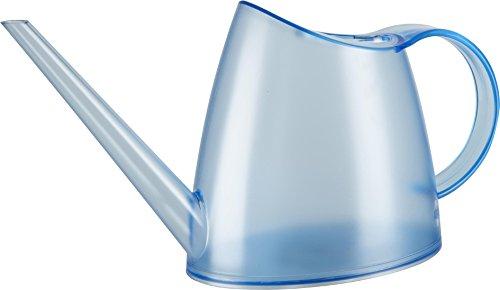 emsa Gießkanne FUCHSIA 1 5 Liter transparenttopasblau