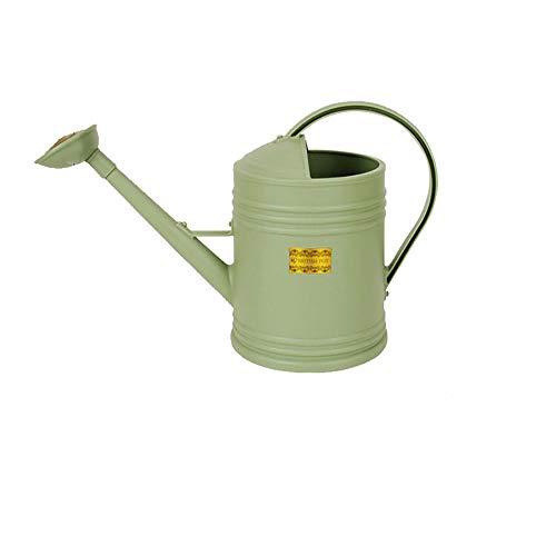 P-H Gießkanne 15L Retro Multicolor Optional Hausgartenbewässerung Bewässerung Gießkanne Farbe  Green