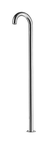 Edelstahl Gartendusche CLUB C90 RS