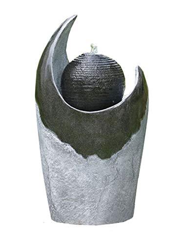 Kiom Brunnen Springbrunnen FoSferico für Aussen  Innen 70cm