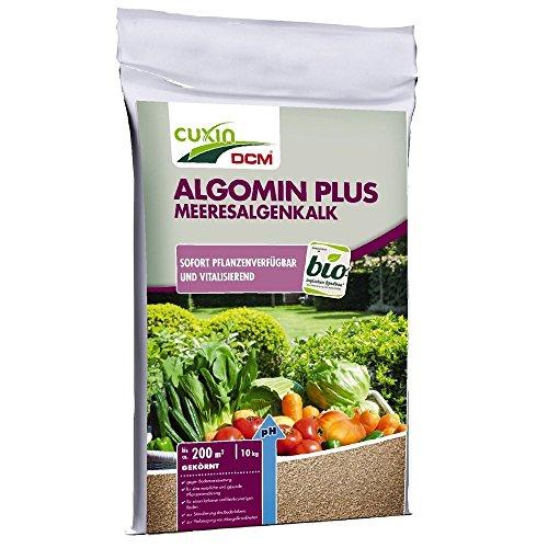 CUXIN DCM ALGOMIN PLUS - MEERESALGENKALK 10 kg Granulat
