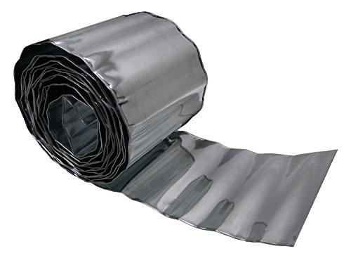 10 m Rasenkante Beeteinfassung Beetumrandung Beeteinfassung Metall 16 cm