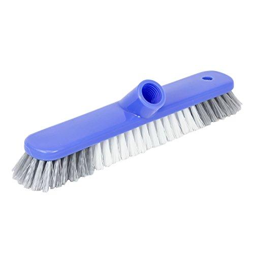 Spontex Schrubber Besen Kunststoff blau 28 x 5 x 8 cm