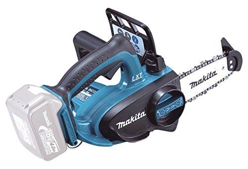 Makita DUC122Z Top Handle Akku-Kettensäge 18 Volt  Schwarz Blau