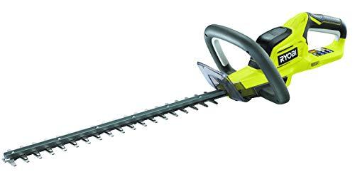 Ryobi Heckenschere 18V Messerlänge 45 cmSchnittstärke 18 mm mit Schutzhülle ohne Akku und Ladegerät – OHT1845