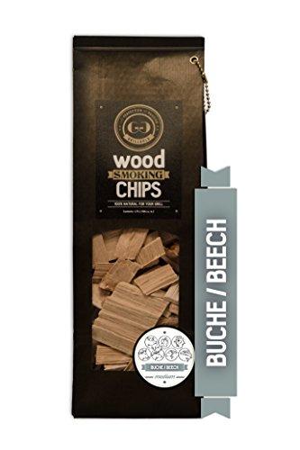 Grillgold Räucherchips Wood Smoking Chips Buche 175 Liter