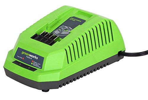 Greenworks Tools 29417 40V Akku-Ladegerät ohne Akku