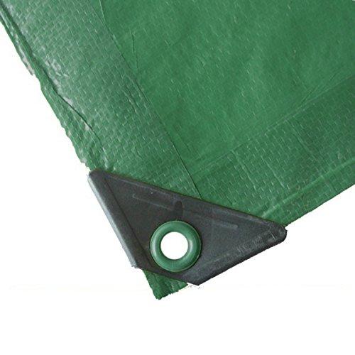 Abdeckplane 4x5m 90gm² grün
