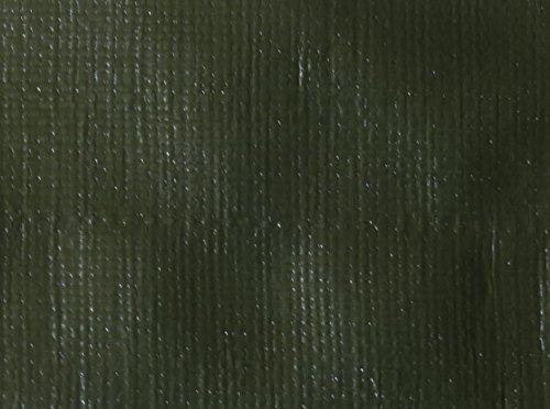 PolyTarp PE-Abdeckplane - Gewebeplane - 210 gm² - grün 25 m x 10 m
