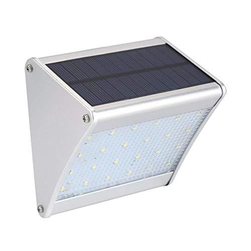 solar - schutzwall licht preferled 24 led aluminiumlegierung radar bewegungssensor wireless wasserdicht nachtlicht für garten straße patio zaun hof einfahrt tür