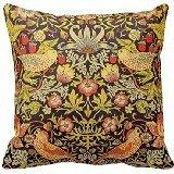 Dekoratives William Morris Erdbeerdieb Muster Kopfkissen Kissen