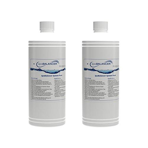 2er-Pack SpaBalancer System Flush 10 l