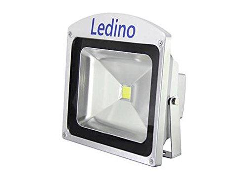 Ledino Ledisis High Power LED-Flutlichtstrahler 50 W kaltwarmweiß Kaltweiß