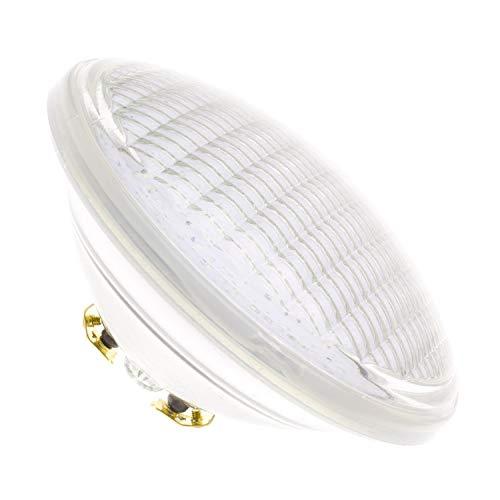 LED Unterwasserleuchte PAR56 18W Warmes Weiß 2800K-3200K LEDKIA