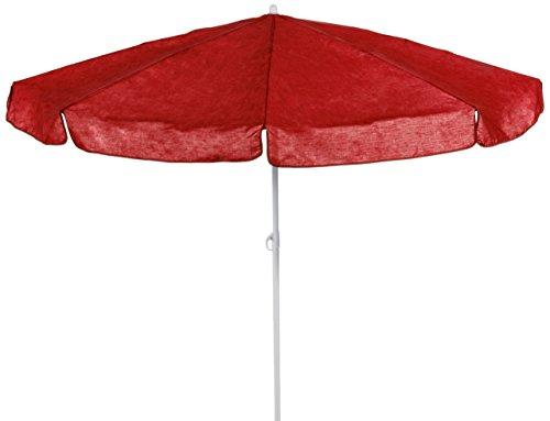 beo Sonnenschirm Durchmesser 180 cm rot