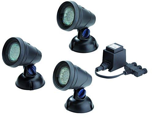 Oase Unterwasserbeleuchtung LunAqua Classic LED Set 3