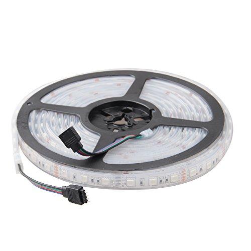XKTTSUEERCRR RGB 5M 300 LED 5050 IP68 Komplett Wasserdicht Unterwasser LED Strip Licht Streifen Band Leiste
