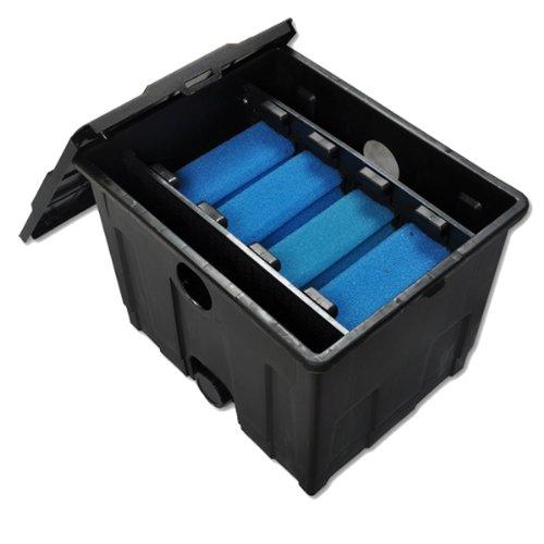 Koi Bio Teichfilter CBF1 bis 30000 L Teiche Teichwasserfilter Kammerfilter