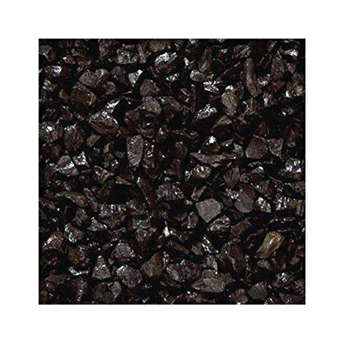 25 kg Marmorsplitt Marmorkies Gartenkies Zierkies Edelsplitt 2230 mm Ebano Schwarz