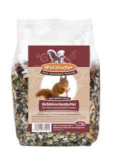 Eichhörnchenfutter 1000g