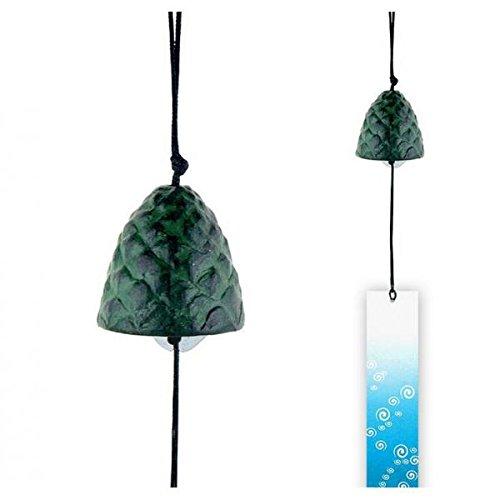Baoblaze Japanische Windspiele Glocken Hängende Ornament Dekoration Mehr Muster zum Auswahlen - 13