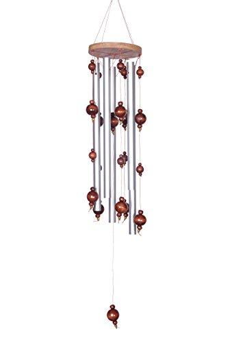 Windspiel Feng Shui Metall Handarbeit Fair Trade Ca 70cm Guter Klang Klangspiel