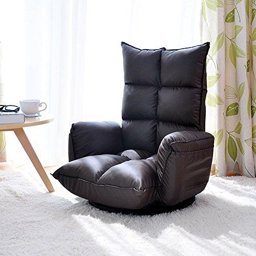 Sessel ZHANGRONG Lazy Sofa einzigen Drehung Handlauf Creative  Wohnzimmer Falten Freizeit Schlafzimmer Stuhl Lazy Sofa Farbe optional -Geeignet für Innen- und Außenbereich Farbe  B