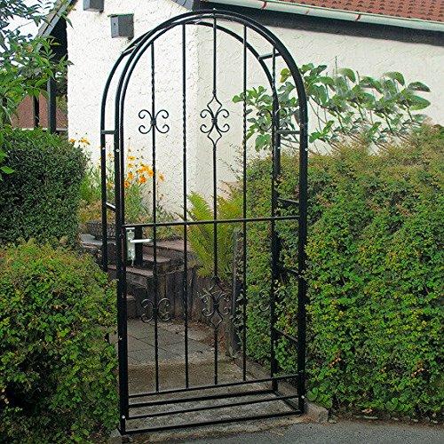 Gärtner Pötschke Gartentor Eisen-Portal