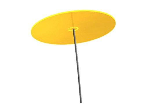 Cazador-del-sol   Uno  Sonnenfänger gelb Durchmesser 20 cm 175 Meter hoch - das Original