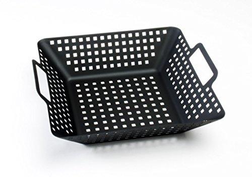 Charcoal Companion Grosser Grill Wok CC3114 antihaft quadratisch Black 2858 x 3119 x 899 cm