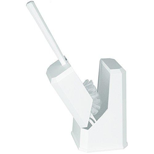 homeXpert Luxus WC-Bürste Set weiß