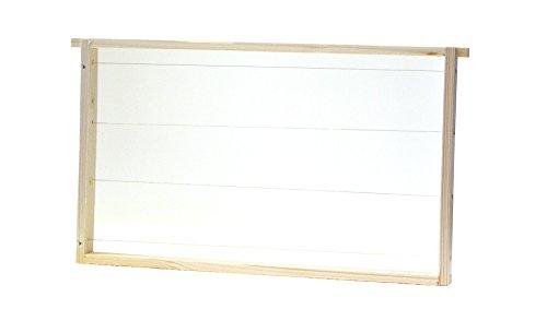 Germerott Bienentechnik 99 Stück Deutsch Normal Maß Rahmen mit Geraden Seiten 4-Fach waagerecht verdrahtet Preis pro Stück 114 Euro