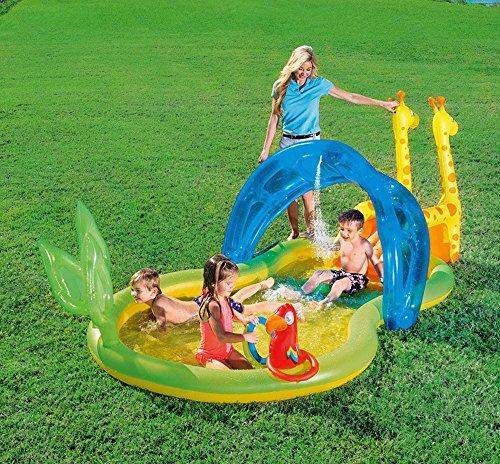 CHRRI Aufblasbares Freibad Infant Planschbecken Kinderbecken Verdicken Kinder Erwachsene Ocean Pool Outdoor Sommerspaß